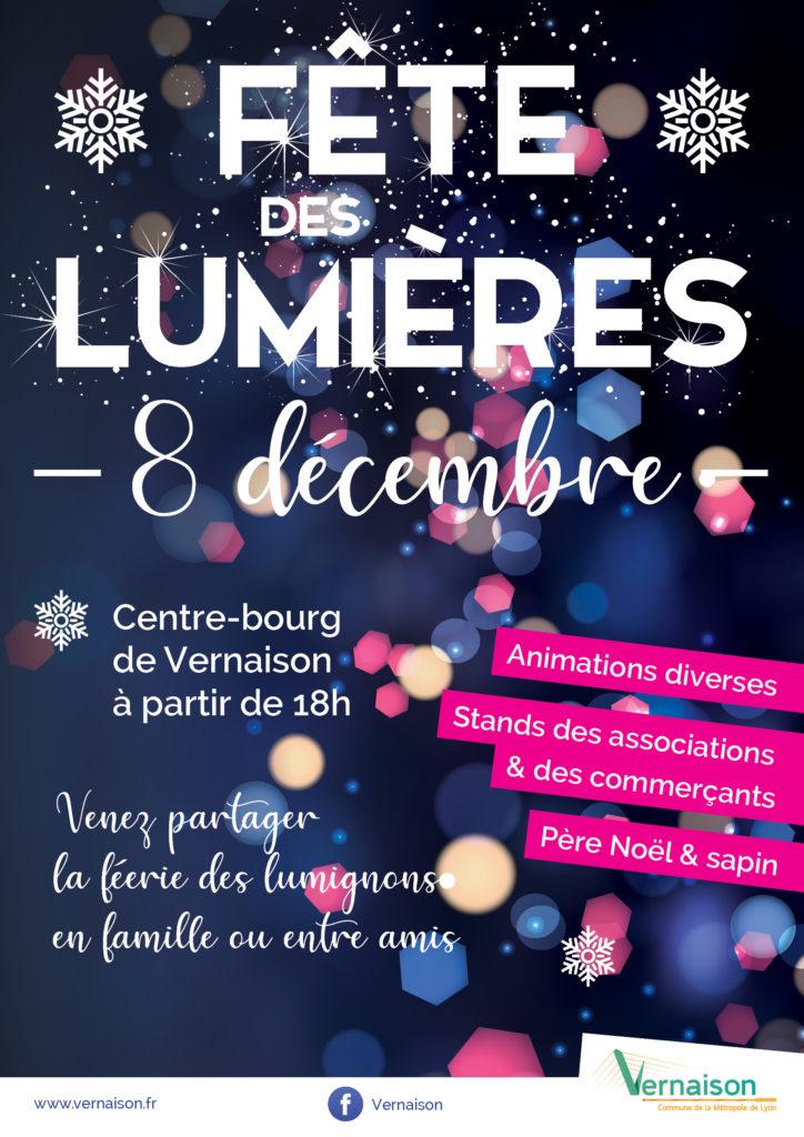 Fête des Lumières @ Centre-bourg