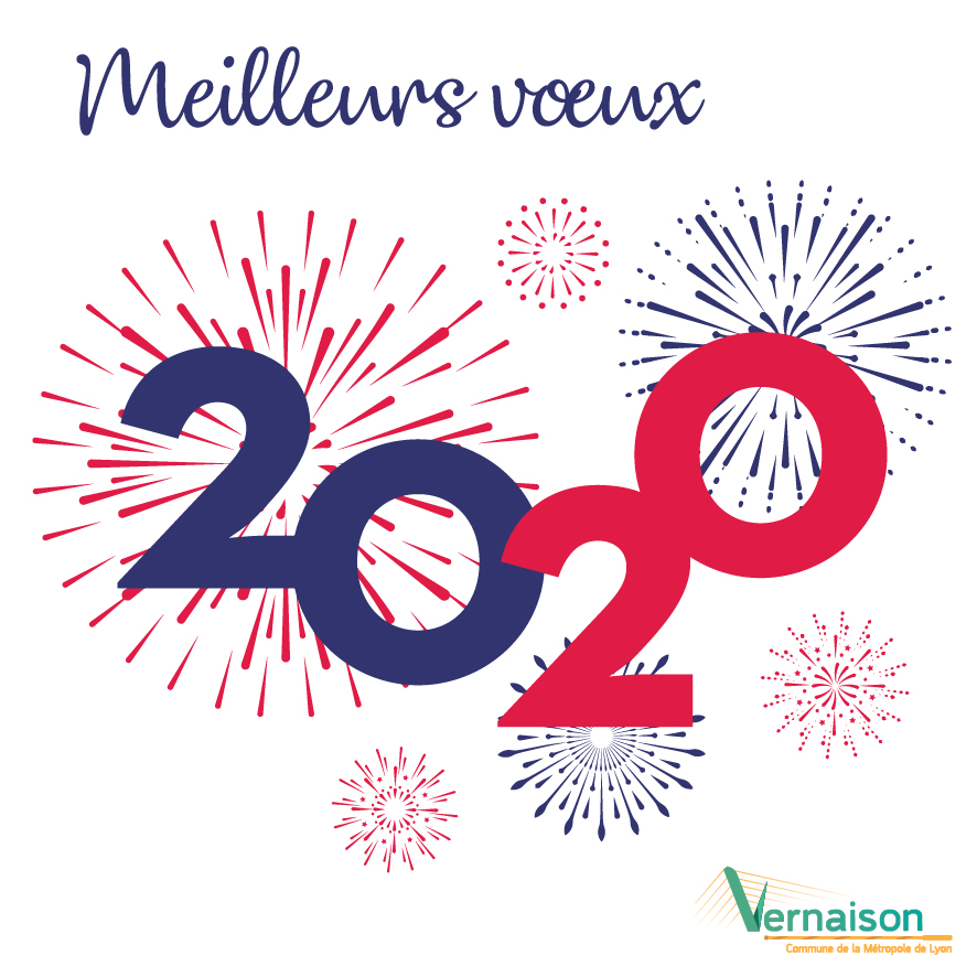Vœux du Maire @ Salle des Fêtes Vernaison